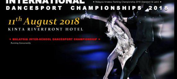 7th Ipoh International Dancesport Championships 2018
