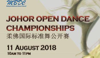 Johor Open Dance Championships 2018