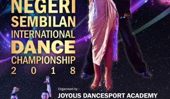 Negeri Sembilan International Dance Championship 2018
