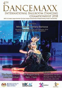DanceMaxx International Ballroom Dancing Championship 2018