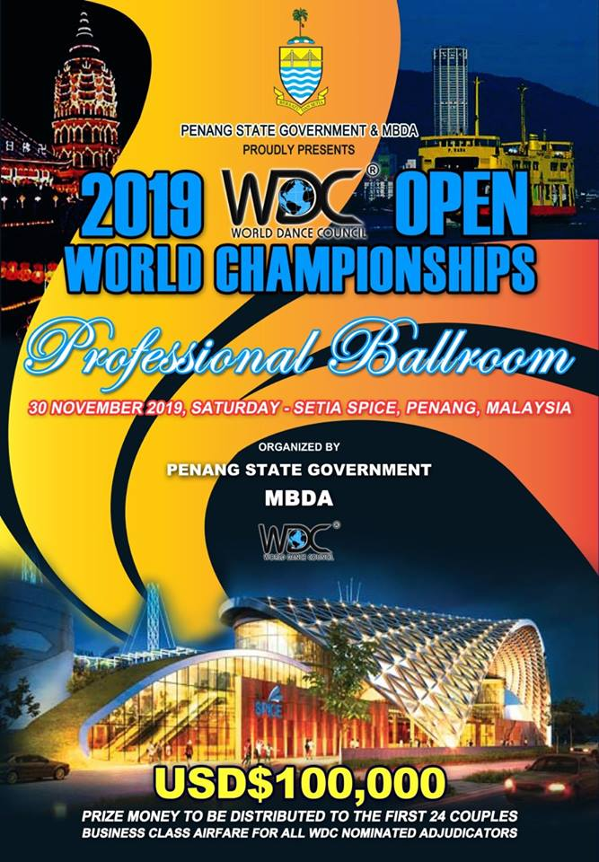 2019 WDC Open World Championships