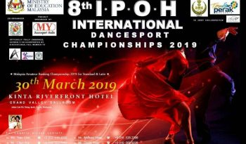 Ipoh International Dancesport Championships 2019