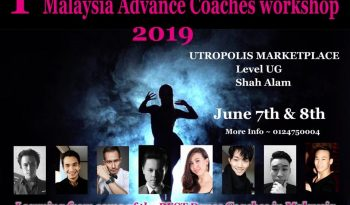 Malaysia Advance Coaches Workshop Date & Venue
