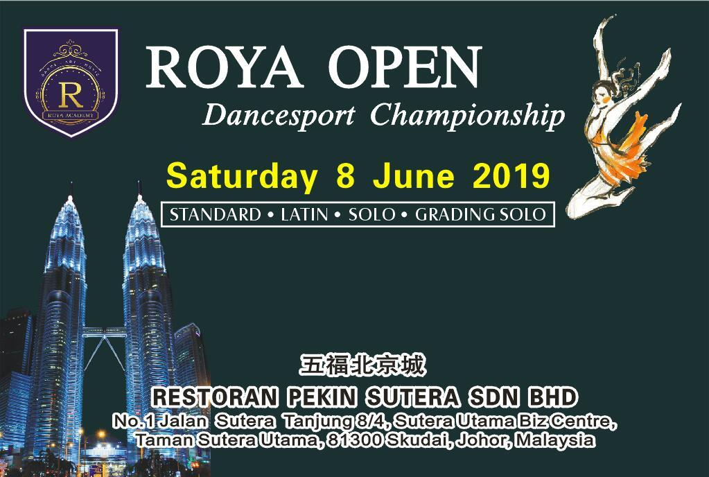 Roya Open Dancesport Championships 2019